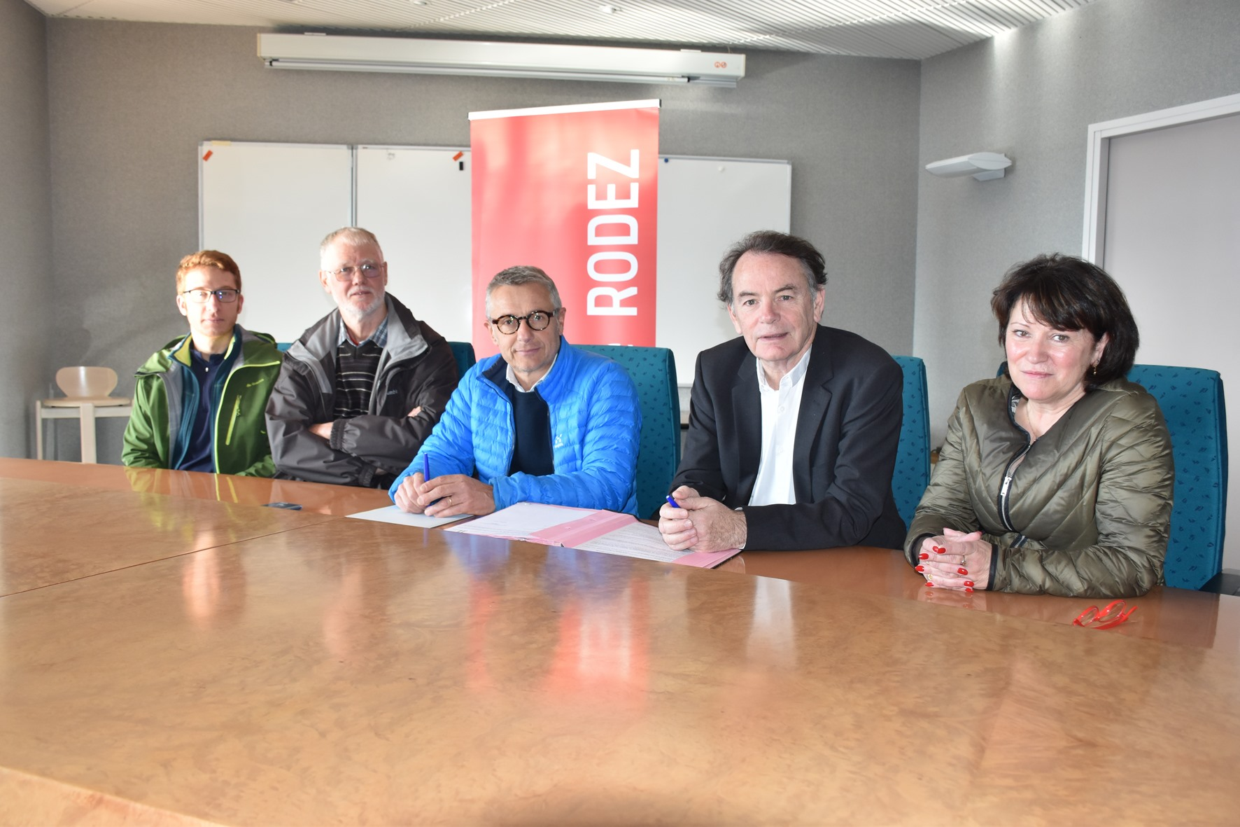 photo signature convention rodez