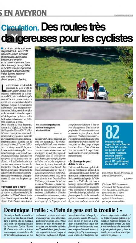 Article centre presse 21 aout 2019